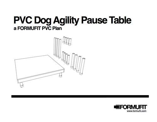how to make akc agility equipment