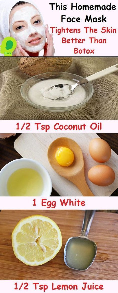 3-Ingredient Face Mask That Will Make You Look 10 Years Younger - How To Get Rid of Wrinkles – 13 Homemade Anti Aging Remedies To Reduce Wrinkles and Look Younger #homemadewrinklecreamshowtogetrid