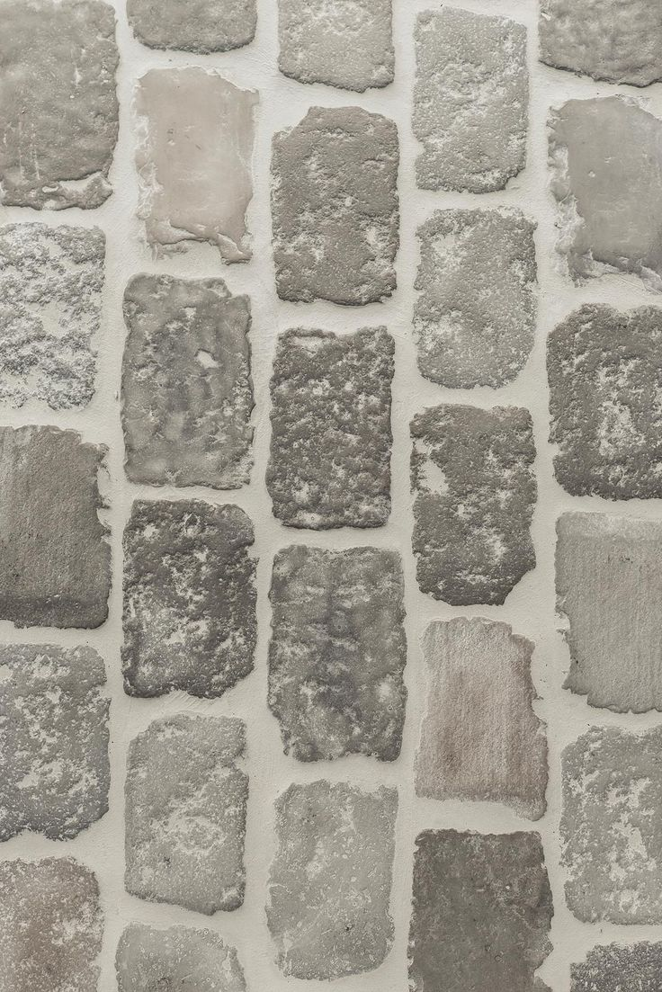 vloer raw stones bricks
