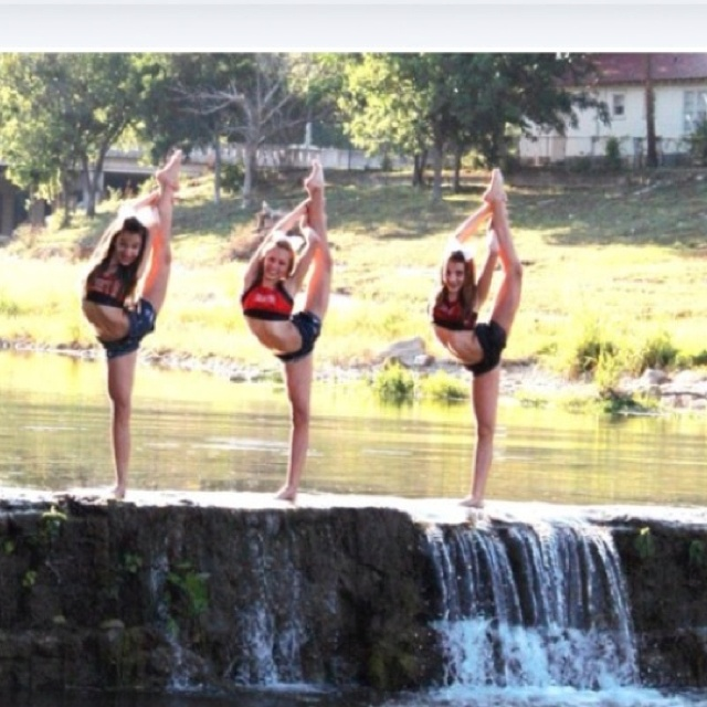 Oh ya I got my needle:) that pic is someday going to be me,Kenzie and casey