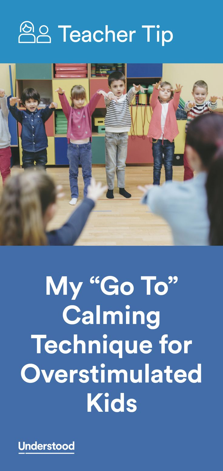 """""""There are many techniques out there to help kids calm down. But my 'go to' calming technique—especially for kids who are overstimulated or overwhelmed—is something called heavy work."""""""