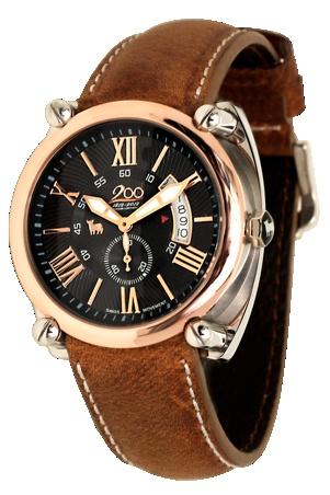 Toro Watch homenajea a La Pepa con sus relojes. Los verás en Iberjoya en el stan de Grupo Ayserco