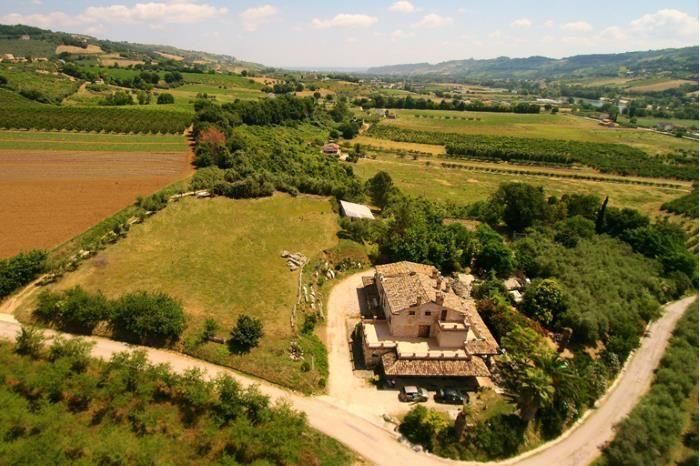 Bauernhof La Meridiana Moresco - (Fermo) - Marken