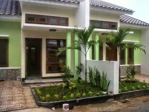Property n General Contractor: Cluster Minimalis 4 unit di Kebagusan Jakarta Selatan