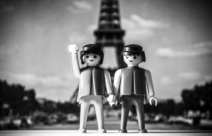 Kuriose Feiertage - 31. März - Tag des Eiffelturms – der amerikanische National Eiffel Tower Day - 2 (c) 2015 Sven Giese