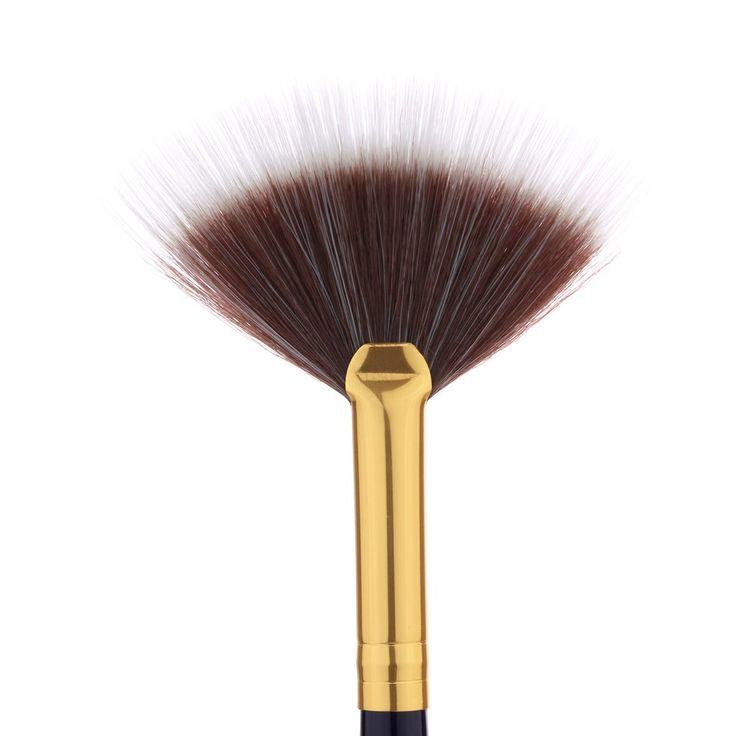 Duo-fibre Fan - 13rushes - Singapore's best makeup brushes