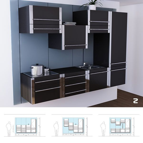 Furniture For A Compact Living Space  Compact Living The Colour Best Kitchen Designer Tool Free Decorating Inspiration