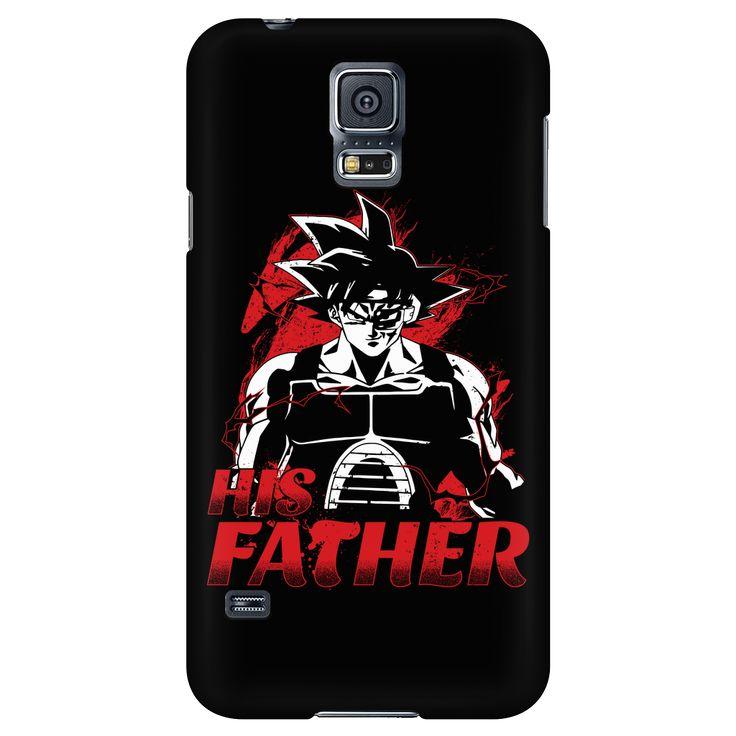 Super Saiyan Bardock Dad Android Phone Case - TL00517AD