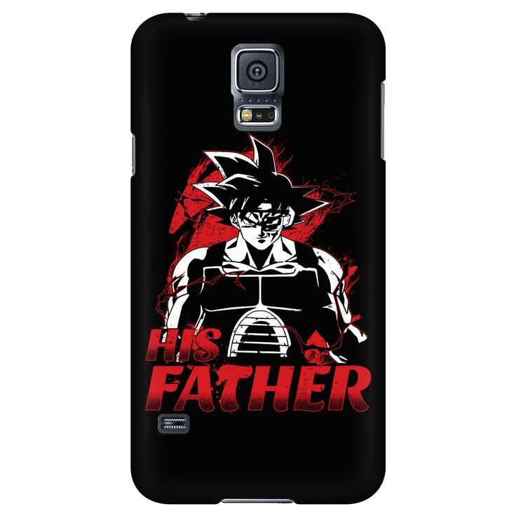 Super Saiyan Bardock Dad Android Phone Case - TL00517AD