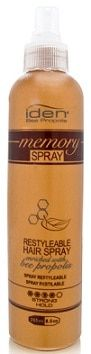 iden Bee Propolis Memory Restyleable Hair Spray