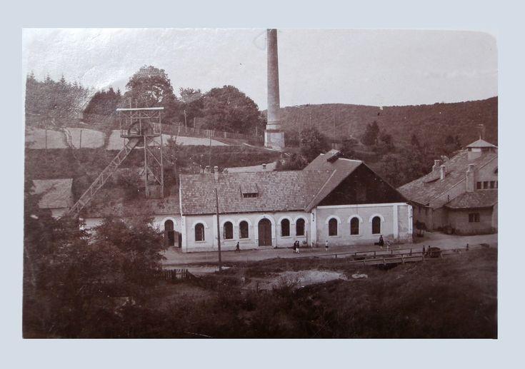 Brennberg, Borbála akna
