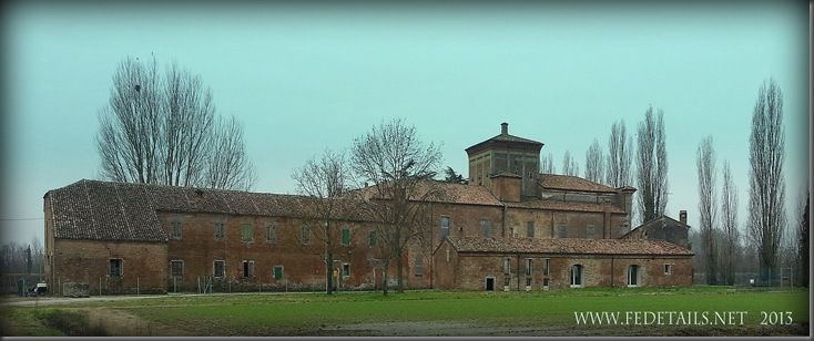 Villa Mensa photo 1, Copparo, Ferrara, Emilia romagna - Property and Copyrights of FEdetails.net