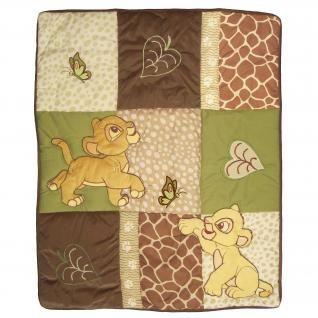 baby lion theme | Lion King Leopard Nursery Baby Boy Girl 4pc Disney Animal Theme Crib ...