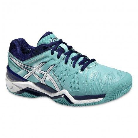 @asicseurope Gel-Resolution 6 Clay E553Y #tennisschoenen voor vrouwen