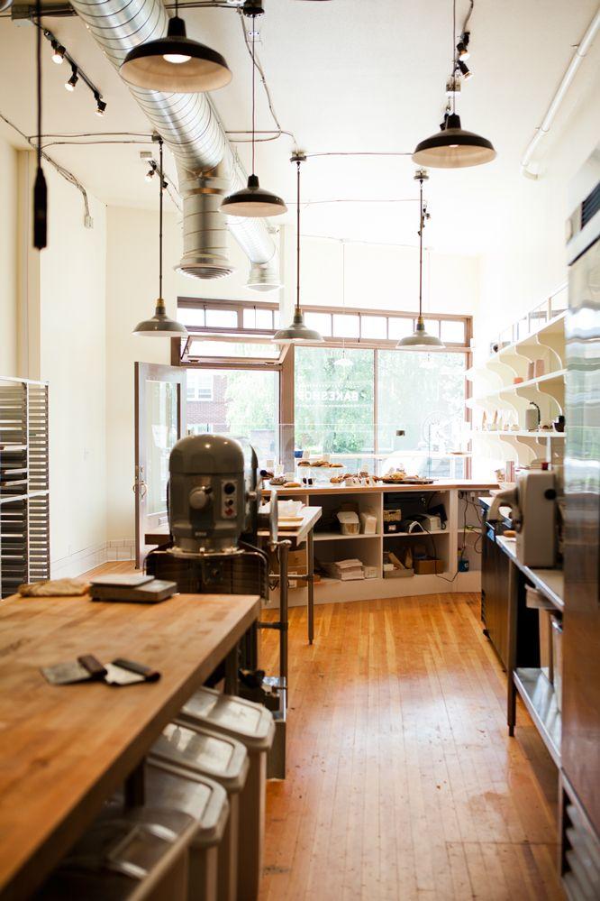 portland cafe interior - Google Search