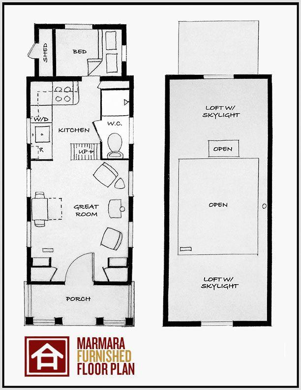 19 best images about tiny house layouts on pinterest san Australian loft house plans