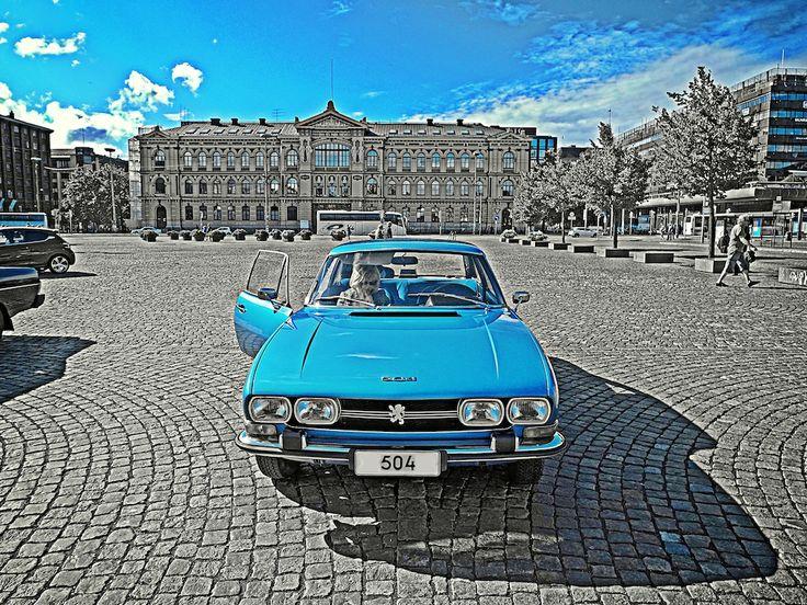 Peugeot 504 Coupé C12