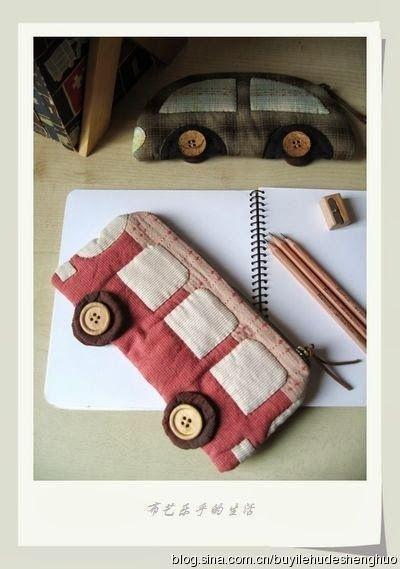 Capas de caderno, pranchetas e estojinhos fofos e criativos para a volta às aulas. Confira!