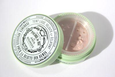 Bulletproof Beauty: Maquillage / Makeup : Bourjois Poudre de riz de Java