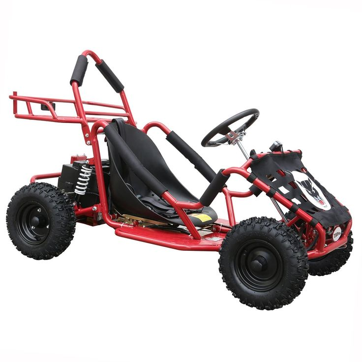 how to build an electric go kart