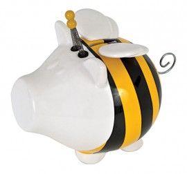 Spaarvarken Bumble Bee Salt & Pepper