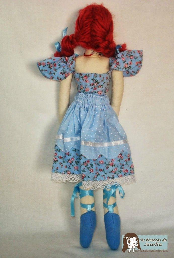 Rag Doll - Dolly the Dancer