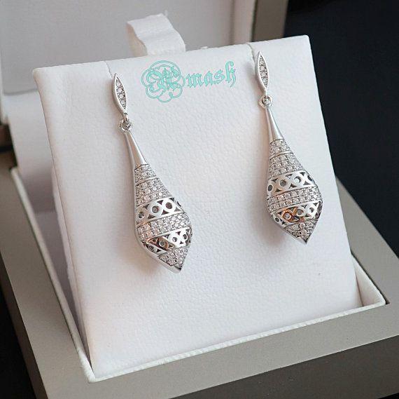 orecchini donna swarovski pandora