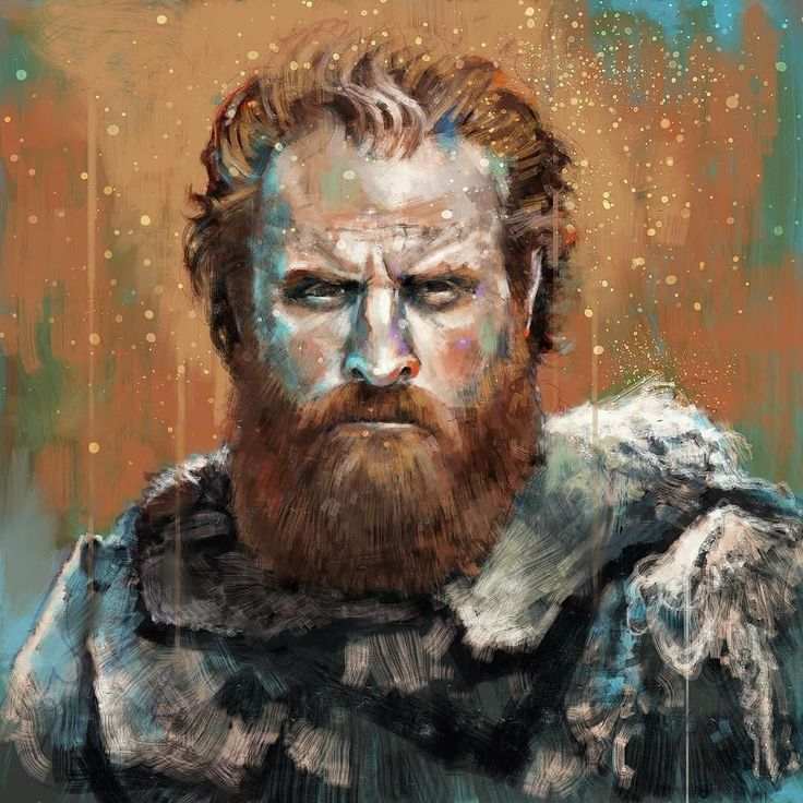 #Repost @widlun  Today a bit more illustrative. Another portrait of the awesome ginger flaming beard that is Kristofer Hivju @khivju as Tormund Giantsbane from Game of Thrones.  #gameofthrones #got #beard #tormund #tormundgiantsbane #ginger #portrait #artistoninstagram #digitalartist #drawing #gots7 #illustration #expression #practice #sketchbook #portraitpainting #portraitpainting #artist #actor #orange #beard #warrior #brushstrokes #asongoficeandfire #gotseason7 #westeros #winteriscoming…