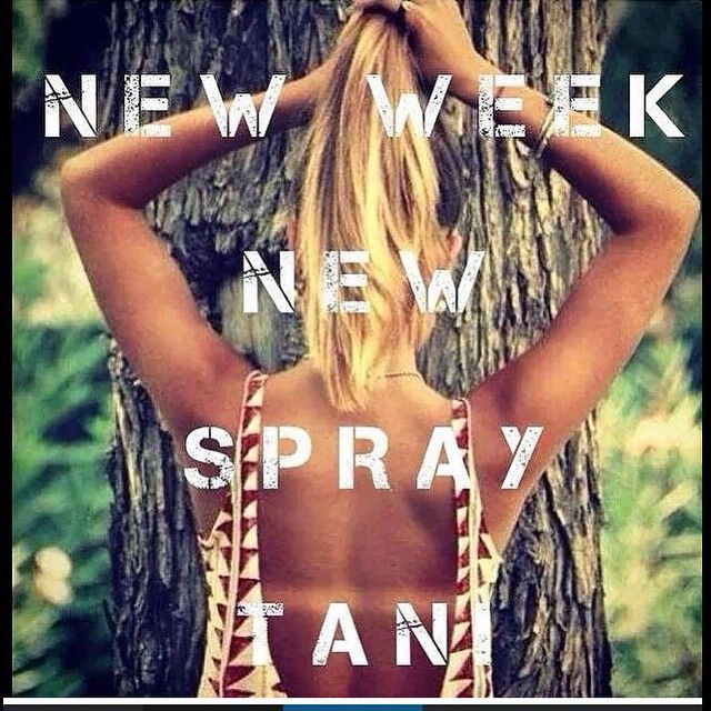 Cheers to a New Week!! Start it off right with a SPRAY TAN @seasonssalonanddayspa  1 tan for $25 2 tans for $35 4 tans for $60 #Padgram