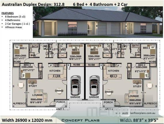 May 20 2020 This Pin Was Discovered By Asia Masaba Discover And Save Your Own Pins On Pinterest Dreamhou In 2020 Duplex Design Duplex Plans Duplex House Plans
