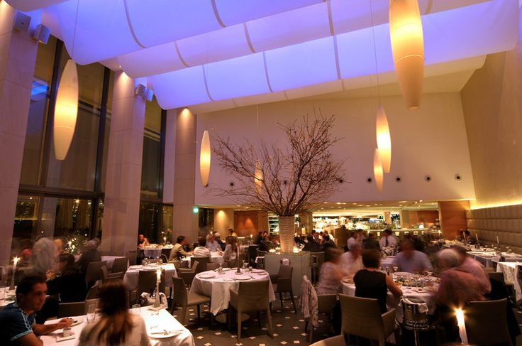 Milos restaurant, Athens