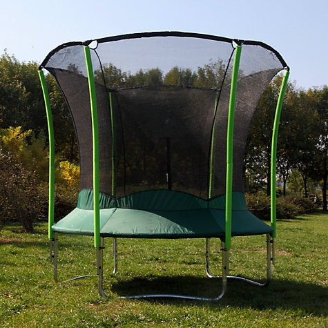 Buy TP455 Zoomee SurroundSafe™ 7ft Trampoline Online at johnlewis.com £179