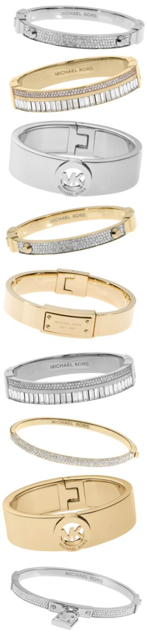 LOVE Michael Kors Bangles