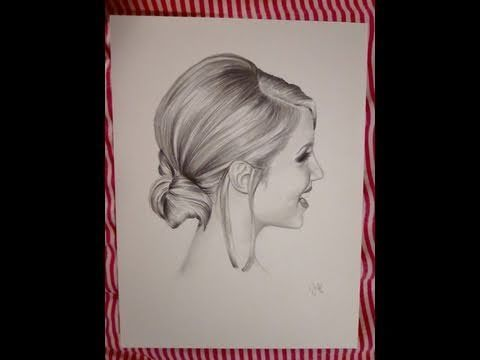 How to Draw Realistic Hair: 6 Steps (with Pictures) - wikiHow
