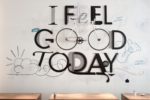 by Santiago Design.: Feelgood, Bike, Inspiration, Quotes, Art, Today, Feel Good, Design, Bicycle