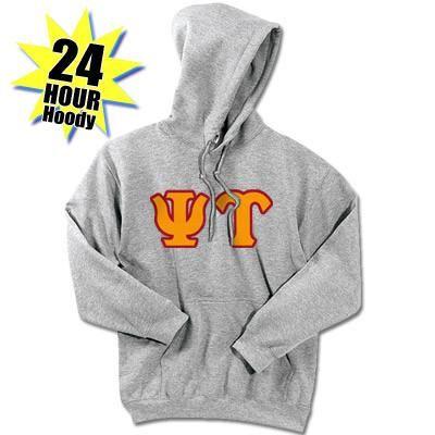 Psi Upsilon 24-Hour Sweatshirt - G185 or S700