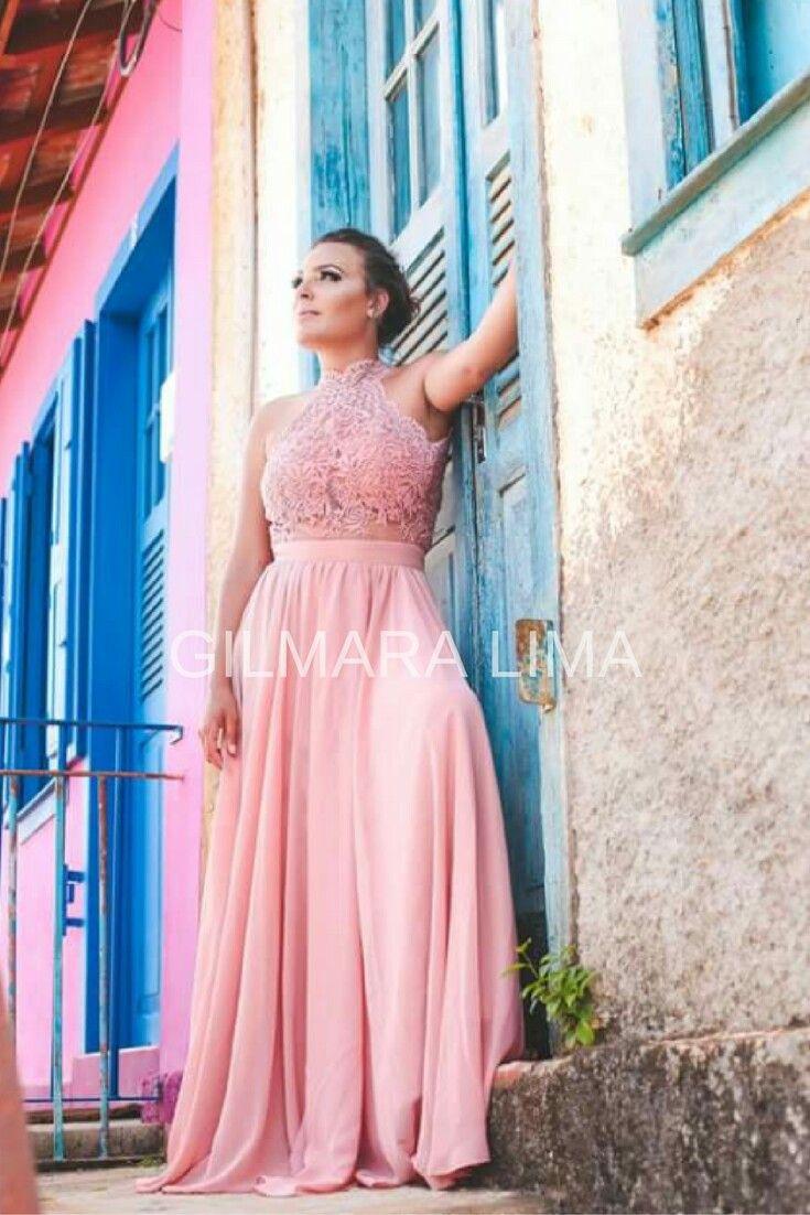 21 best VESTIDOS DE FEST Gilmara Lima images on Pinterest | Armoire ...
