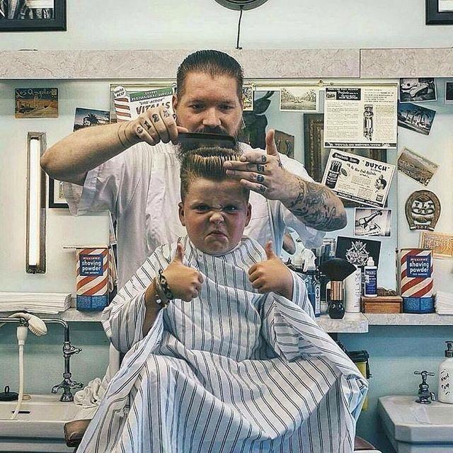 рокарий фото приколы с парикмахерами украшен