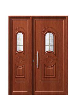 Πόρτες Πάνελ P 100, E 2000, P 6000. Παραδοσιακός, νεοκλασικός, μοντέρνος χαρακτήρας. Aluminium Panels P 100, E 2000, P 6000. Τraditional, neoclassic, montern style.
