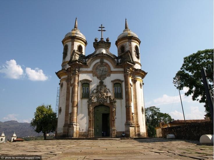 Sao Francisco - Ouro Preto