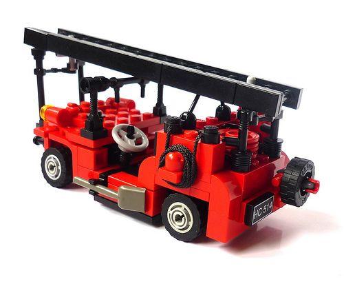 #Lego #Fire #Jeep
