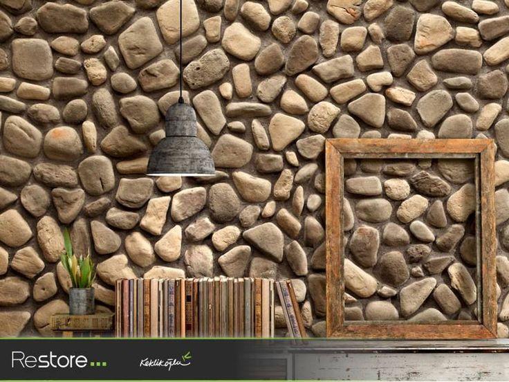 Daha gerçekçi ve sofistike mekanlar istiyorsanız,eşsiz kültür taşı modelleriyle Stonewrap Restore mağazalarında sizleri bekliyor olacak.
