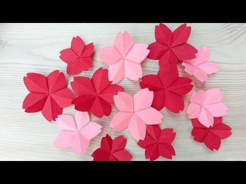 ? Paper CHERRY BLOSSOM ? – DIY – YouTube