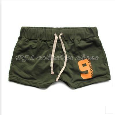 100% Cotton Men's Sporting Fitness Shorts 2017 Workout Bodybuilding Board shorts #fitnessapparel #leggings #pants #activewear #amalhantashfitness #sportswear #shorts