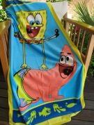 Πετσέτα Παιδική Sponge Bob @Pennieshops