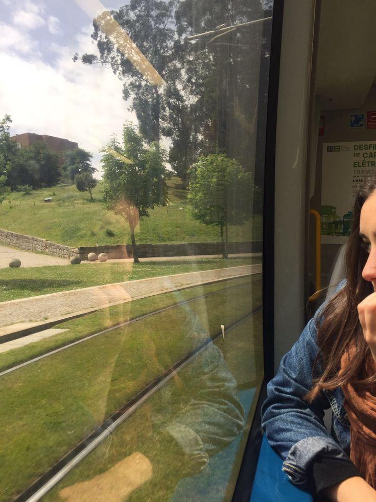 Porto's Metro | Outside view