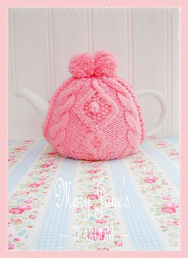 Tea Cosy by Mary Jane's TEAROOM, via Flickr