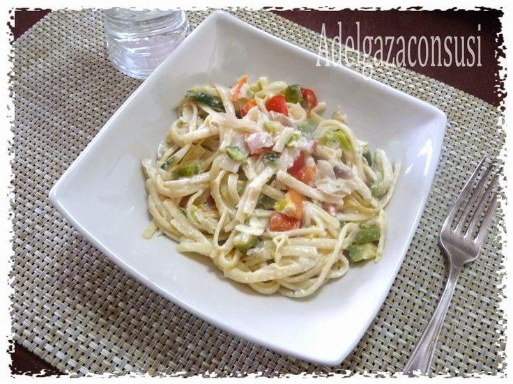 30 best recetas pasta y arroz light images on pinterest - Arroz con verduras light ...