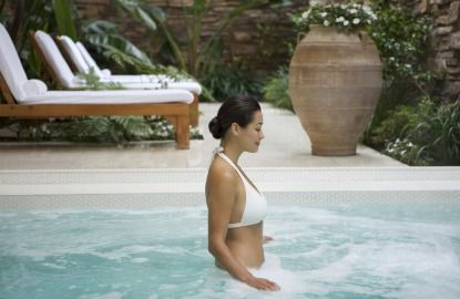 Skaneatele's Mirbeau Inn & Spa featured on Fodor's Best Spa Weekend Escapes. Photo: Fodors.com