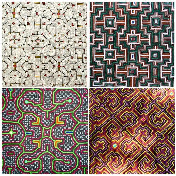 Shipibo   Patterns from Shipibo textiles are nonlinear artifacts of ayahuasca ...